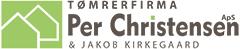 Tømrermester Per Christensen logo