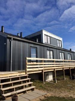 Nyt sommerhus i Eskov Strandpark i Selde - 1 - Lækker træteresse