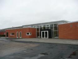 Fursund Hallen - 1 - Nyt indgangsparti