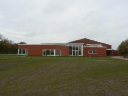 Fursund Hallen - 2 - Nye festlokaler